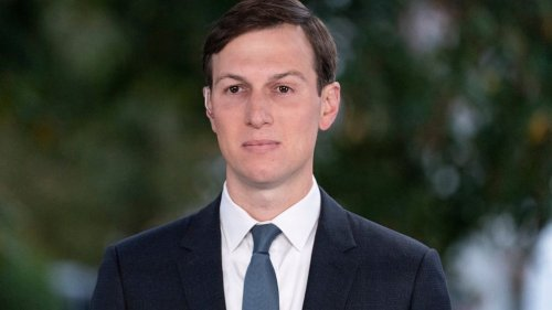 Jared Kushner has book deal, publication expected in 2022