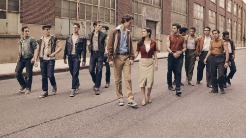 1st trailer for Steven Spielberg's 'West Side Story' debuts during 2021 Oscars
