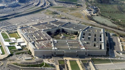 Pentagon on lockdown due to police activity