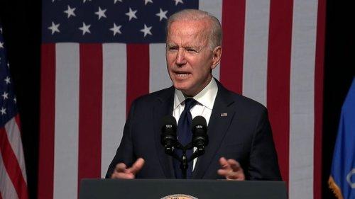 Biden delivers remarks on 100th anniversary of Tulsa Race Massacre