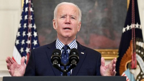 Biden takes 'giant step forward' on COVID-19 relief, but challenges lie ahead