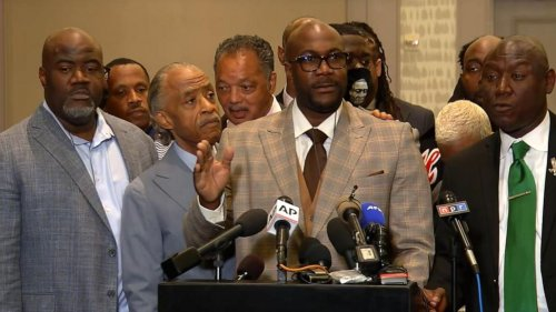 George Floyd's brother: 'Today, we're able to breathe again'