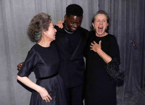 Oscars 2021 Red carpet photos and best moments
