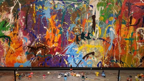 Young couple mistakenly vandalizes $440,000 painting in South Korea