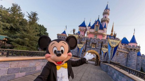 Disneyland set to reopen with limited capacity on April 30