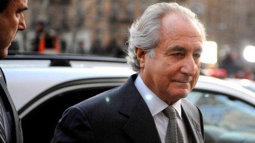 Bernie Madoff, who ran the world's largest Ponzi scheme, is dead