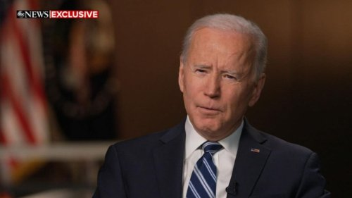 Biden on crisis at southern border: 'Don't come over'