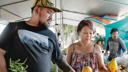 "Sheldon Simeon is a ""through and through Hawaii-born chef"