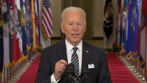 President Biden delivers remarks on 1-year anniversary of COVID-19 pandemic