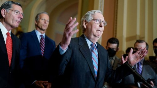 Senate Republicans once again defeat voting rights reform bill