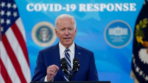 Biden calls for mask mandates, CDC director fears 'impending doom' from COVID surge