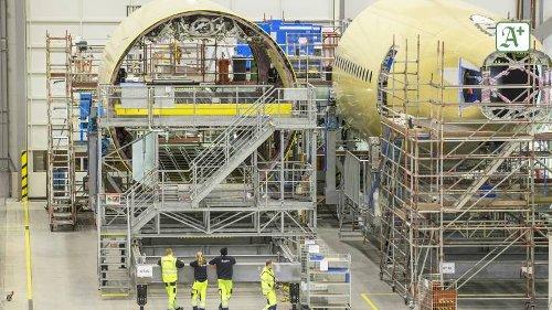 Luftfahrt: Warum der Airbus-Umbau in Hamburg auf massive Kritik stößt