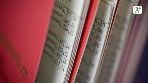 Finanzen nicht vergessen: Nach 30 Jahren behält die Bank das Geld