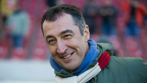 EM-Gespräch mit Cem Özdemir: 'Baerbock ist unser Lewandowski'