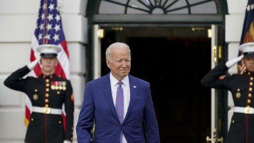 Biden preist Corona-Impfung als patriotischen Akt