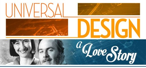 Universal Design — A Love Story by Colleen Starkloff