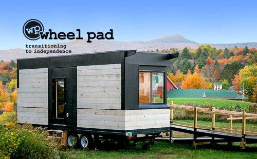 Wheel Pad — Accessible Tiny Homes