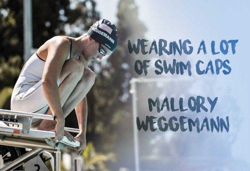 Mallory Weggemann — Paralympic Athlete, Producer, Author
