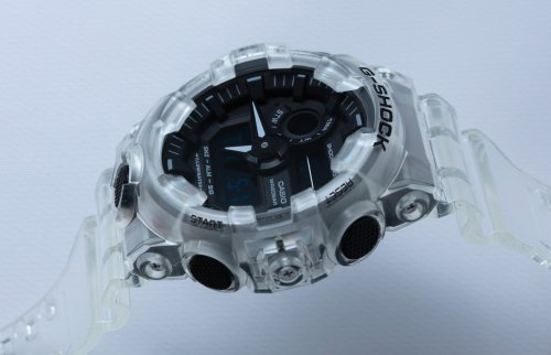 From The Casio G-Shock Transparent Pack: Value & Fun With The Clear GA700SKE-7A | aBlogtoWatch