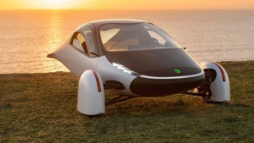 AutoFoco.PT - Aptera, o carro elétrico que carrega sozinho ao sol