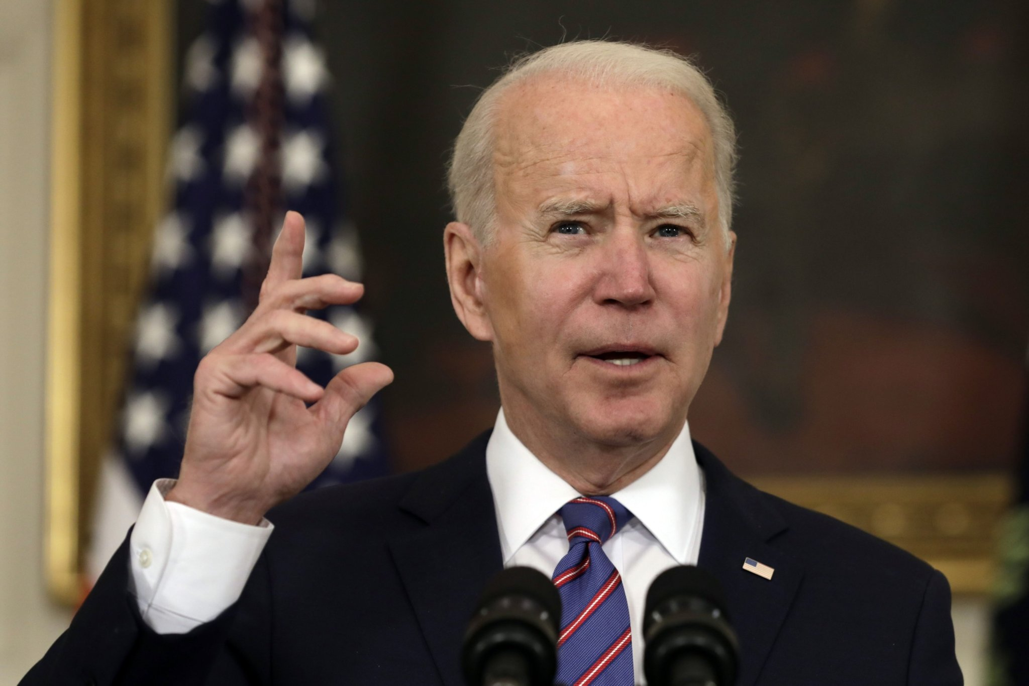 Biden's Budget: Here's What's In It - cover