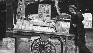 Origin & History of Peanuts