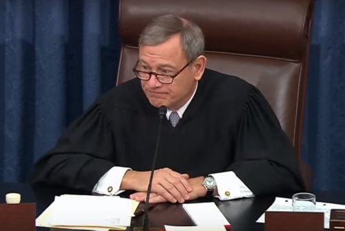 Chief Justice Roberts Changes SCOTUS Argument Procedure, Capable Of Shame