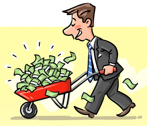 Associates Carting Off Tons Of Cash At This Biglaw Firm