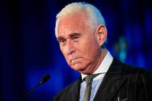 Roger Stone Quit Paying His Taxes Because DEEP STATE