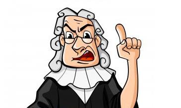 When Judges Attack
