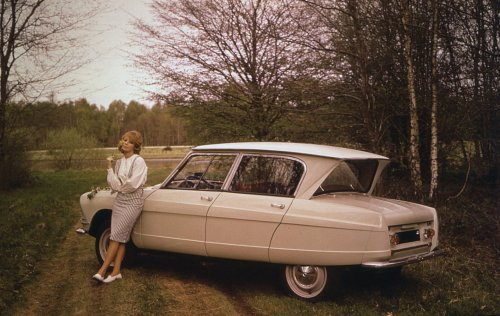 60 Aniversario del Citroën Ami 6