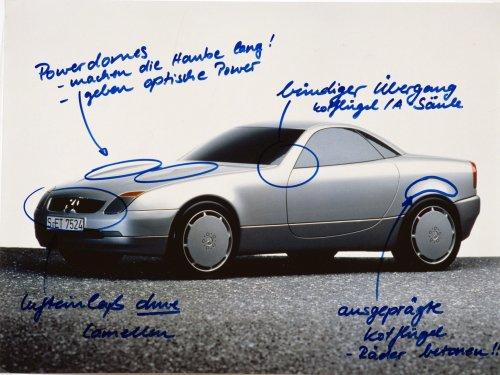 """25 años de un """"roadster"""": Mercedes-Benz SLK"""