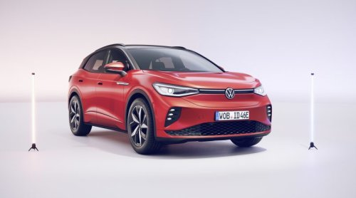 Nuevo Volkswagen ID.4 GTX