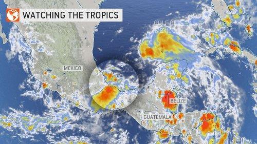 Next Atlantic tropical system on US doorsteps