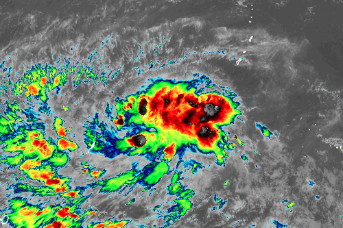 West Pacific could soon produce 1st typhoon of the year