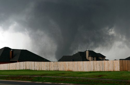 May snaps long-standing streak for strong tornadoes in US