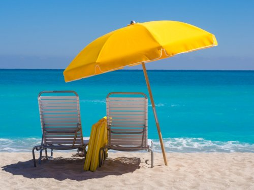 How to keep your beach umbrella from flying away this summer