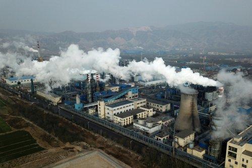 CO2 levels reach record highs despite COVID-19 economic shutdown