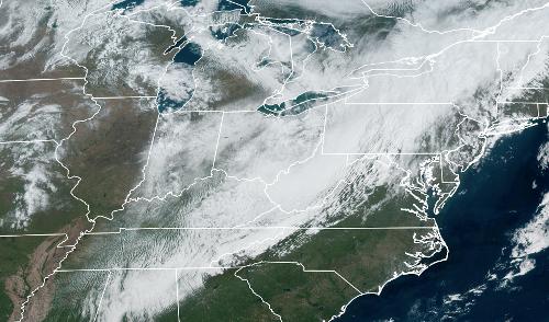 Brrrr! Frigid air to follow record April snow in parts of US