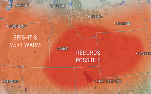 Changes on the way for cool, damp Pacific Northwest