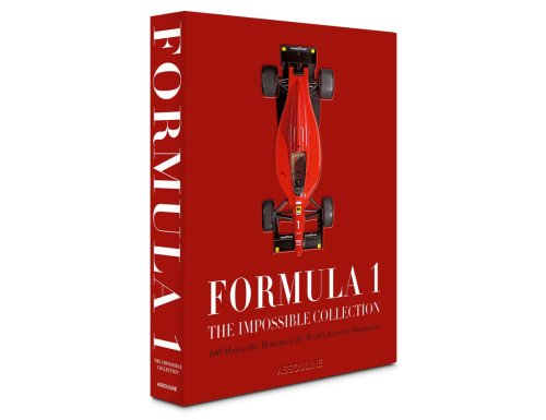 Formula 1 races into Assouline's Impossible Collection