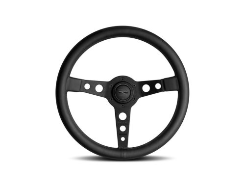 Momo introduces a Black Edition of the Prototip steering wheel