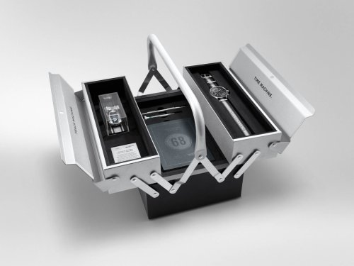 """IWC and Hot Wheels head to Goodwood with a limited edition """"Racing Works"""" collector's set"""