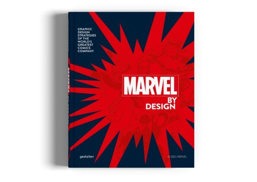 Marvel by Design breaks down the design language of the world's most iconic comic book company