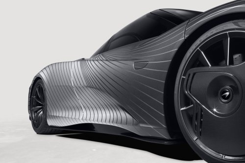 McLaren pays tribute to the first Speedtail prototype with a unique livery from MSO