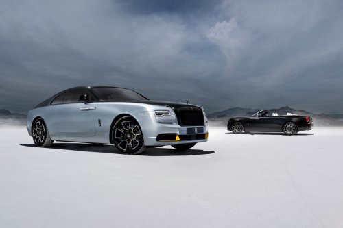 Rolls-Royce's Landspeed Collection is an ultra-luxurious tribute to the fastest man on the planet