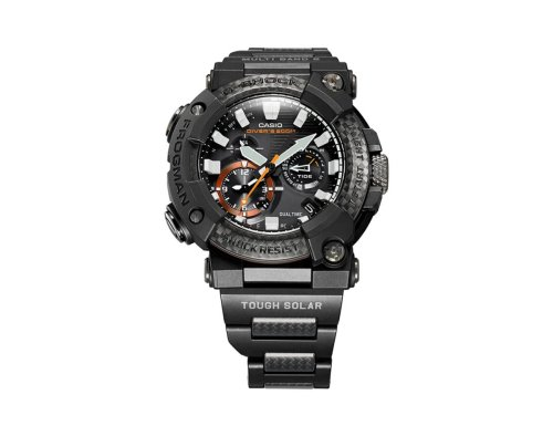 G-Shock upgrades the Frogman with a composite band