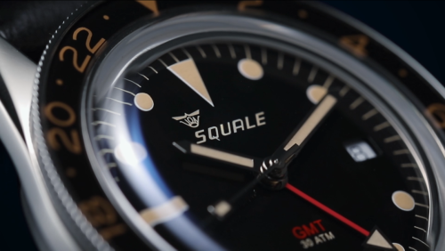 Squale's new Sub-39 GMT Vintage is designed for the globetrotting diver