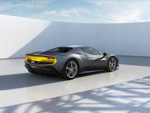 Ferrari unveils the 296 GTB with an all-new plug-in hybrid V6