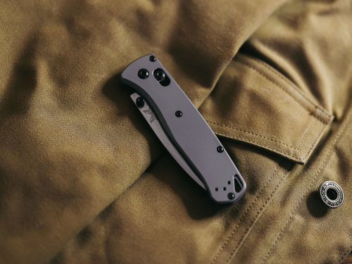 Benchmade's custom knife builder now lets you build the ultimate Bugout